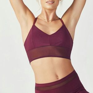 Fabletics Marlene Midi Sports Bra